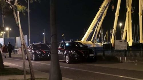 Spaccio sul lungomare di Salerno, arrestato un 22enne di origine gambiana
