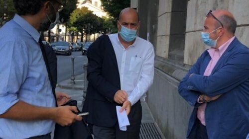 """Crisi governo, Zingaretti: """"Dovere chiedere fiducia in Parlamento"""""""