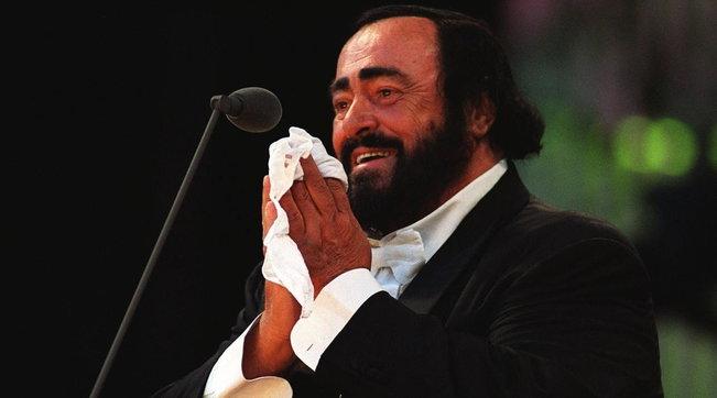 Accadde oggi; il 6 settembre 2007 si spegne a Modena la voce di Luciano Pavarotti