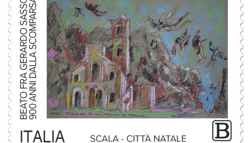 Poste Italiane, emissione francobolli Beato Gerardo Sasso e Buton