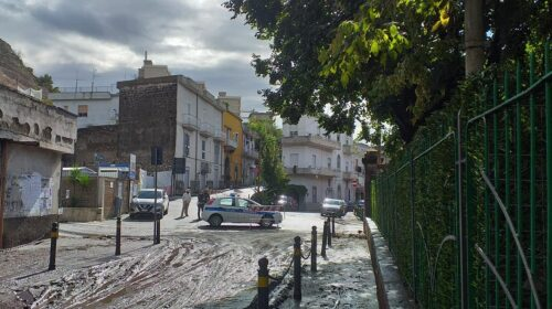 Sarno, maltempo: ordinanza di evacuazione del centro storico