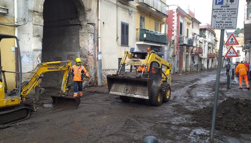 """M5S, dissesto idrogeologico a Sarno e nell'Agro Sarnese Nocerino: """" Urgente dichiarare lo stato di calamità naturale"""""""
