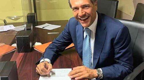 Regionali, Ernesto Sica domani sera abbraccia la sua Pontecagnano