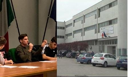 """Eboli. L'appello di Guglielmo Anastasio Rappresentante d'istituto """"IIS MATTEI-FORTUNATO"""""""