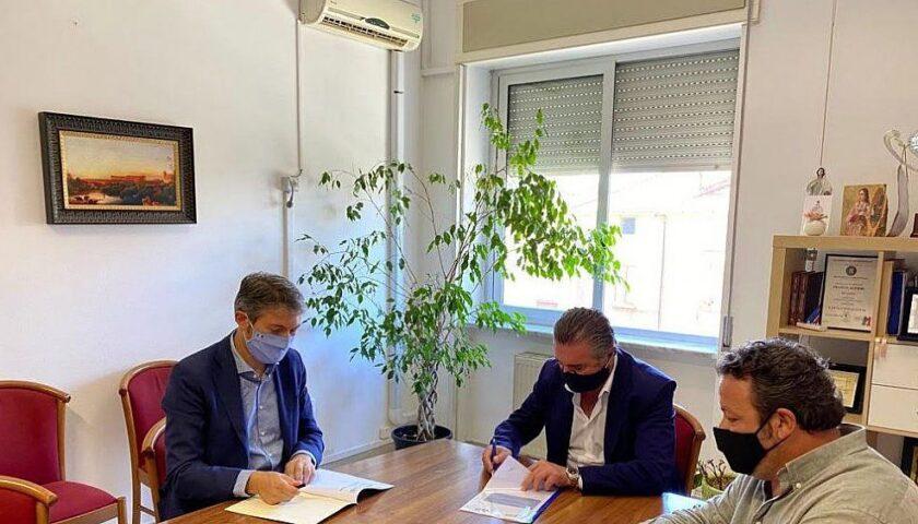 Capaccio Paestum, firmato il protocollo d'intesa con il parco nazionale del Cilento