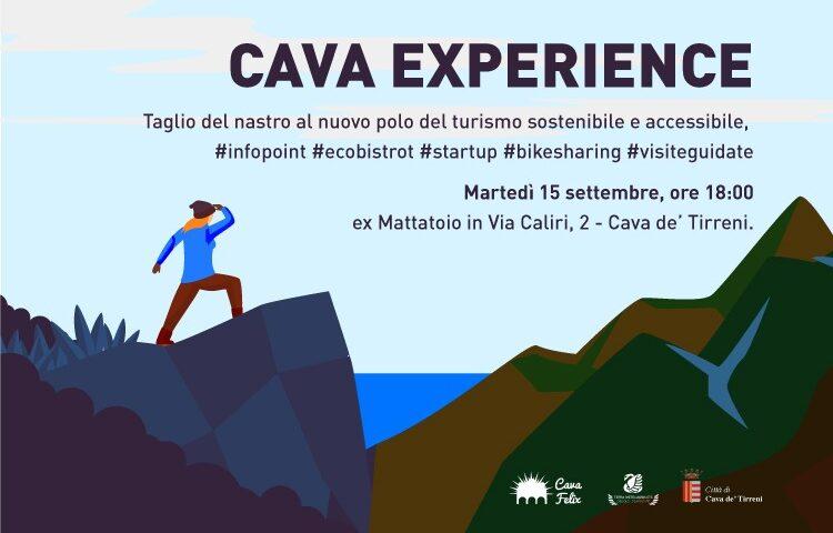 """Cava – questa sera apre il centro """"Cava Experience"""""""