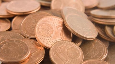 Addio alle monete da 1 e 2 cent, saranno eliminate nel 2021