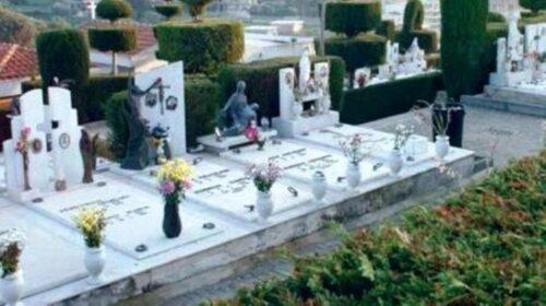 Dipendente positivo al covid, a Pozzuoli il cimitero chiude per una settimana