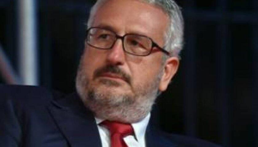 BOBO CRAXI A SALERNO PER SOSTENERE IL COMITATO PER IL NO AL REFERENDUM DEL TAGLIO DEI PARLAMENTARI