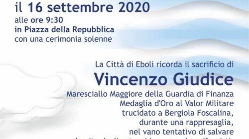 La città di Eboli ricorda il vile attentanto nel suo 76esimo anniversario