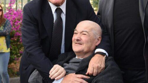 Muore don Giovanni D'Andrea, il cordoglio del sindaco di Salerno
