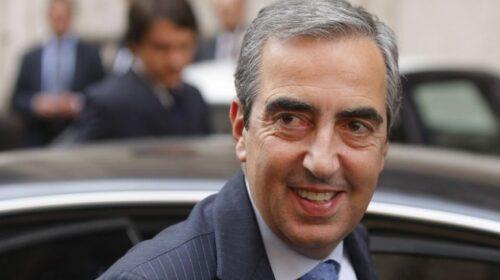 Regionali, Maurizio Gasparri al Polo Nautico per tirare la volata a Caldoro