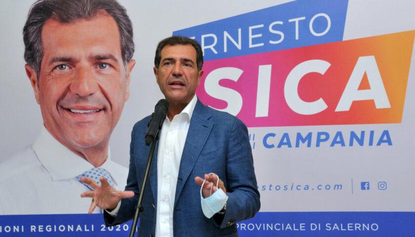 """Ernesto Sica inaugura il comitato a Sant'Antonio di Pontecagnano: """"Torniamo a dialogare con i cittadini"""""""