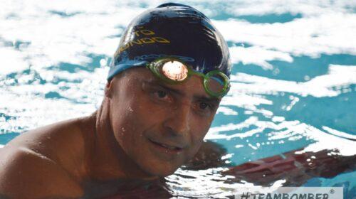 Chirurgo dell'Umberto I di Nocera guarisce dal covid e partecipa alla traversata a nuoto Napoli/Capri