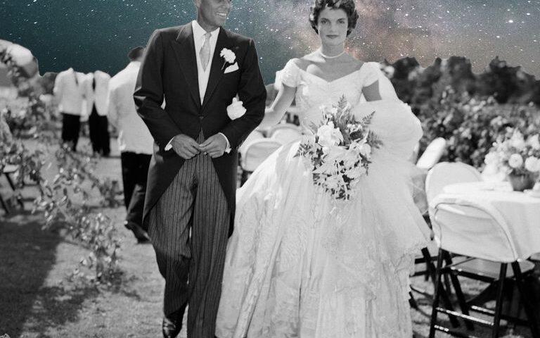 """Accadde oggi: il 12 settembre 1953 il matrimonio """"pazzesco"""" tra John Kennedy e Jacqueline Lee Bouvier"""