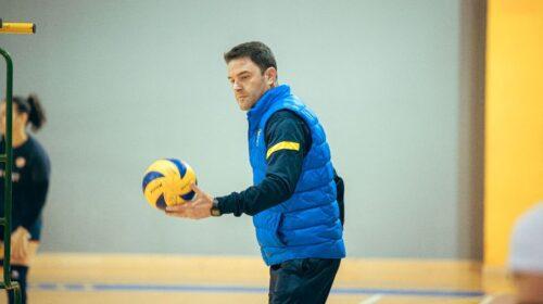 Si interrompe il rapporto tra il Volley Bellizzi e coach Meneghetti