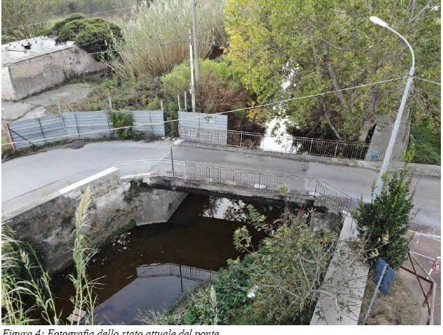 Mercato San Severino – partiti i lavori di ampliamento del ponte a San Vincenzo