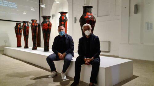 Boom di visite lo scorso fine settimana alla mostra di Ugo Marano a Pellezzano