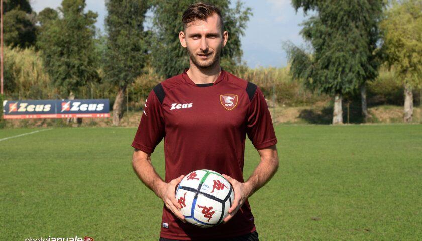 UFFICIALE – Norbert Gyomber è un giocatore della Salernitana