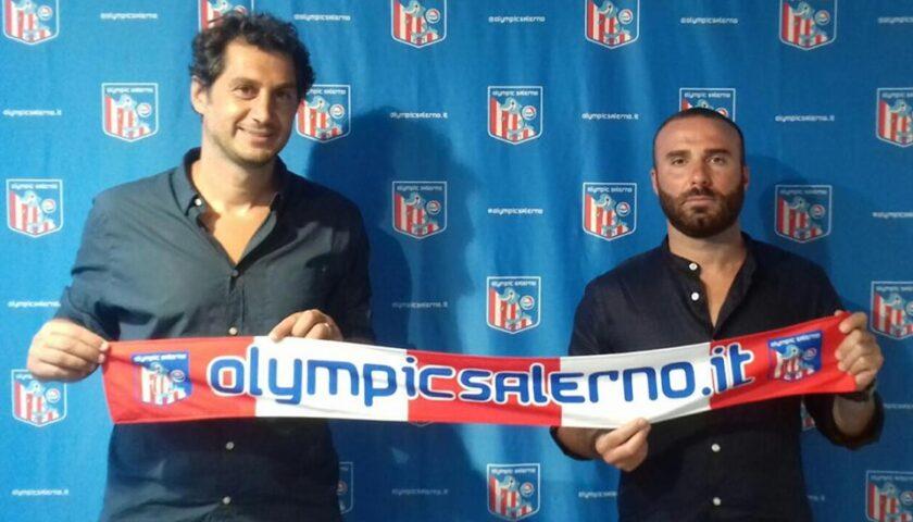 Olympic Salerno, da centrocampista a mister: Roberto Corbo torna in biancorosso alla guida della prima squadra