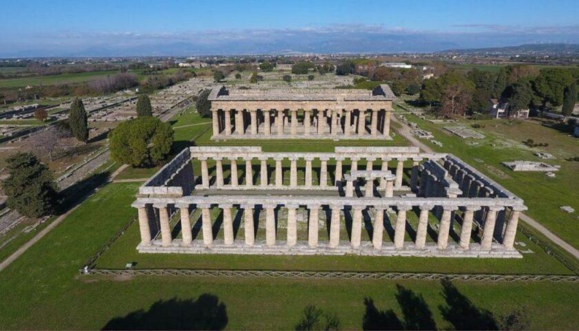   IL SITO ARCHEOLOGICO DI VELIA FA +59% DI VISITATORI NONOSTANTE IL COVID-19  AGOSTO DA RECORD: +117%