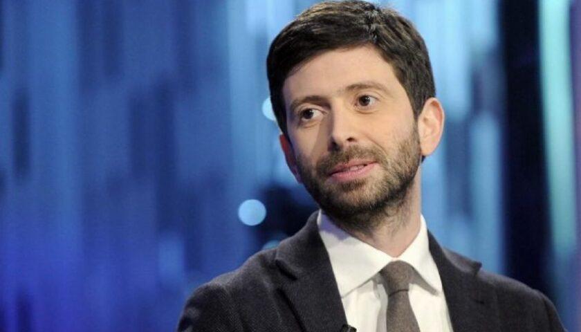 Piano socio economico per la Campania, De Luca incontra il ministro Speranza