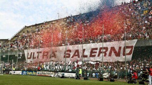 Palloni restituiti a Lotito, Daspo da 2 a 5 anni per una decina di tifosi della Salernitana