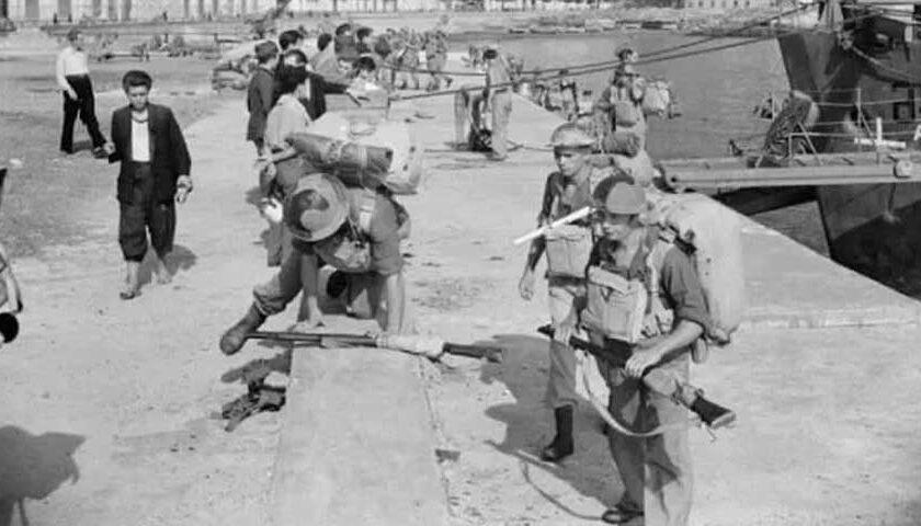 """Accadde oggi: il 9 settembre 1943 da Salerno il generale Clark dà il via all'operazione """"Avalanche"""""""