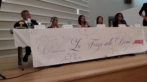 """Scafati – ieri mattina si è svolto il convegno """"la forza delle donne"""""""