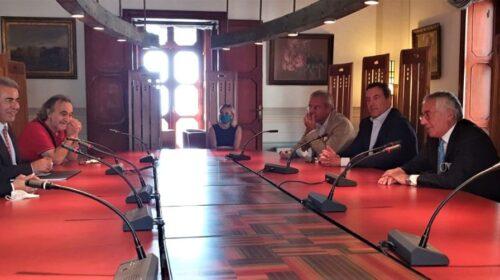 Camera di Commercio Salerno: Andrea Prete incontra Abeer Odeh, Ambasciatrice dello Stato di Palestina in Italia