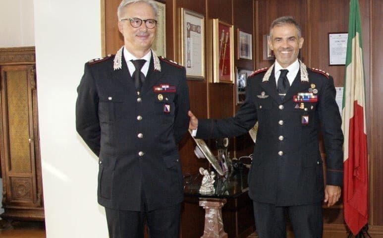 Mercato San Severino, il colonnello Cisternino lascia la compagnia dei carabinieri: va a guidare il Nas a Napoli