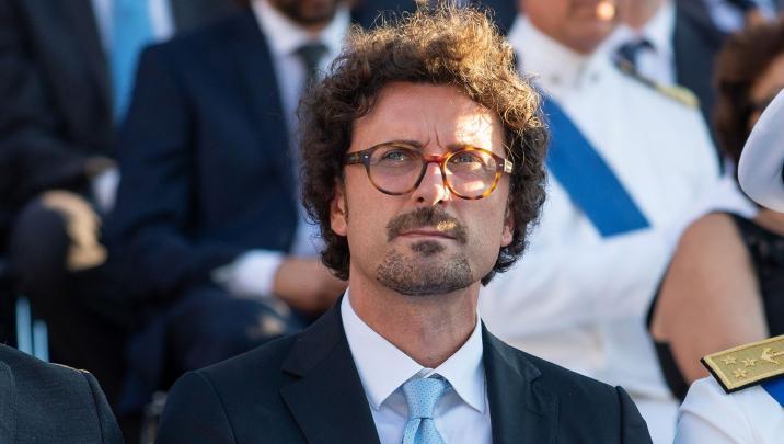 """Toninelli tira la volata a Ciarambino: """"Unica possibilità per la Campania, De Luca ha un'accozzaglia di liste"""""""