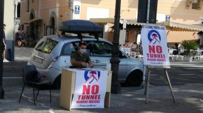 Tunnel Maiori/Minori: il comitato chiede chiarezza sui progetti