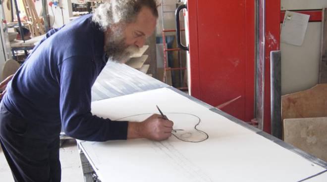La Casa dell'Angelo a Pellezzano, 5 artisti per Ugo Marano