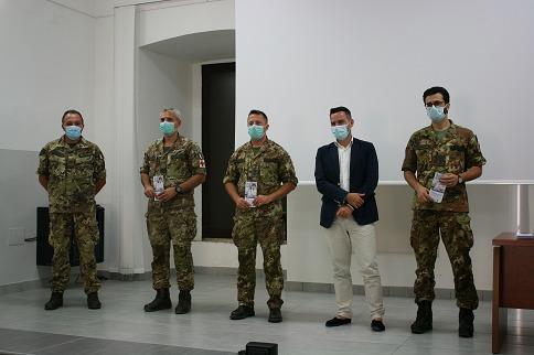 """Il Reggimento """"Garibaldi"""" in prima linea per la lotta sul carcinoma alla mammella"""