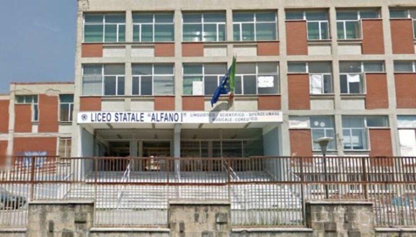 Due studentesse positive all'Alfano I di Salerno, didattica a distanza da lunedì al 19 ottobre