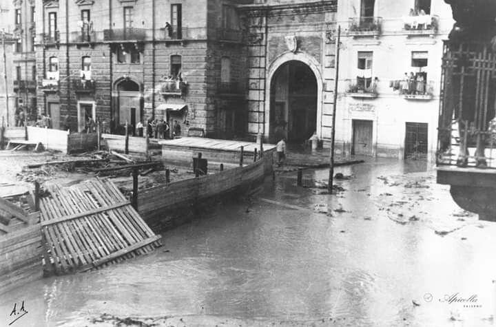 Accadde oggi: nella notte tra il 25 e 26 ottobre del 1954 la drammatica alluvione di Salerno