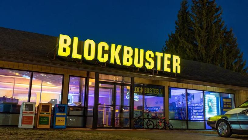 Accadde oggi: il 19 ottobre 1985 inaugurato a Dallas il primo negozio Blockbuster