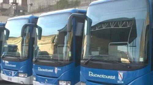Trasporti, la Buonotourist condannata a pagare un milione alla Regione