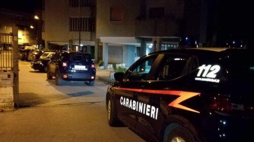 Operazione anti droga da Potenza a Salerno con 25 arresti