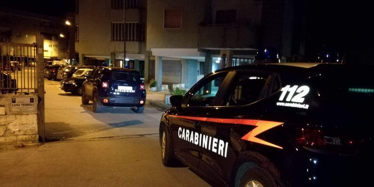 Pusher di Controne in trasferta a Serre. nei guai due giovani