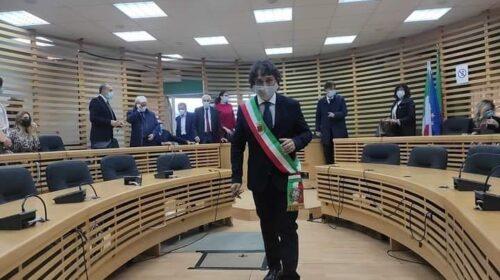 Lello De Prisco proclamato stamani sindaco di Pagani