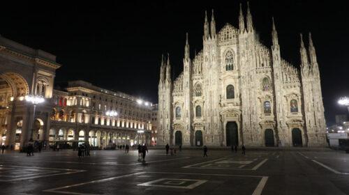 Lombardia, boom di contagi: 4mila nelle ultime 24 ore. Domani sera scatta il coprifuoco