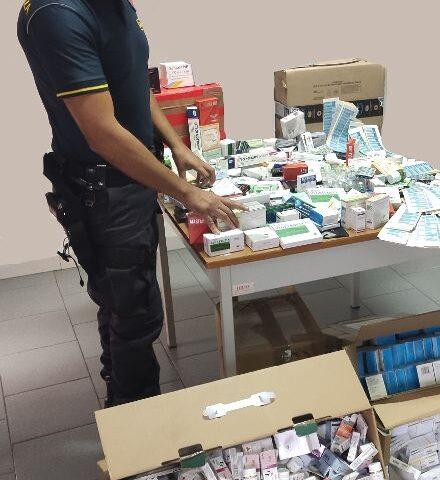 Castel San Giorgio, circa 60mila euro di farmaci dopanti nel bagagliaio: due indagati, uno percepiva anche il reddito di cittadinanza
