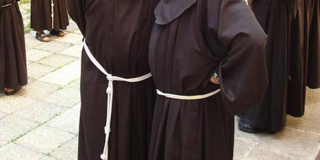Cava de' Tirreni, i frati cappuccini se ne vanno: chiude il Convento San Felice da Cantalice
