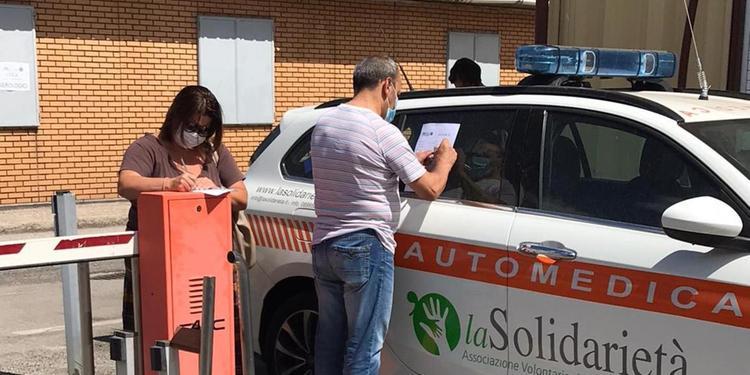 """LA SOLIDARIETÀ"""" DI FISCIANO AGGIUDICATARIA DEL SERVIZIO SANITARIO PRESSO L'AEROPORTO DI SALERNO COSTA D'AMALFI"""