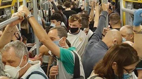 """Coronavirus in Campania,  Konsumer: """"Preoccupante la situazione dei trasporti"""""""