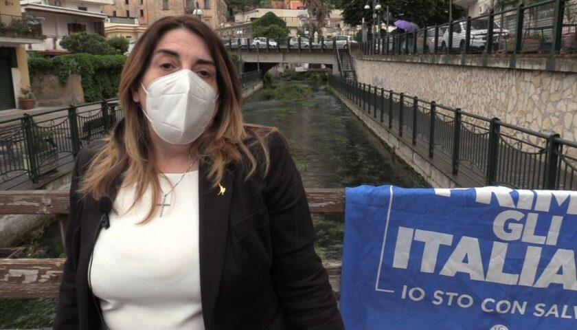 """Nomine Lega in Campania, l'europarlamentare Lucia Vuolo: """"Ora diamo noi stessi per la crescita della Lega in regione""""."""
