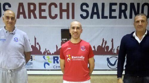 La Virtus Arechi Salerno ingaggia l'esperto play Marco Rossi