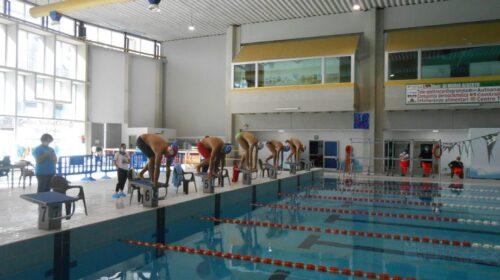 """Grande successo per la 1^ Edizione del Meeting CSI """"Nuota per San Gennaro"""""""